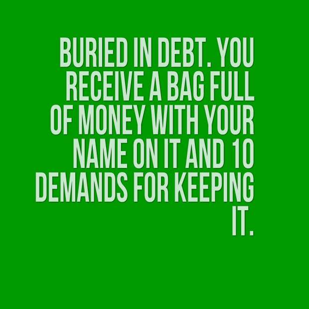 quotes-Buried-in-debt--You-